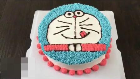 烘焙知识 家庭生日蛋糕简单做法 最简单小蛋糕的做法