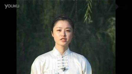 邱慧芳42式太极拳分解教学之39弯弓射虎_高清