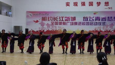 全国广场舞大赛总决赛获奖节目:舞动年保