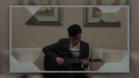 班得瑞-《雪之梦》-吉他指弹