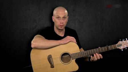 Modern Worship Guitar- CAGED & Capos