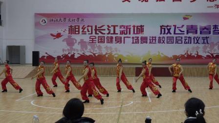 全国广场舞大赛总决赛获奖节目:盛世欢歌