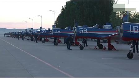斗志昂扬的军营战歌《黎明曙光》,见证中国空军的英姿飒爽!