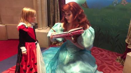 Ariel - Rencontre avec Ariel - Disneyland Paris