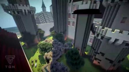我的世界动画-遥远的城堡-BikMCTH
