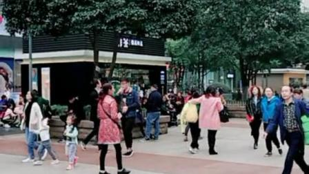 重庆观音桥步行街
