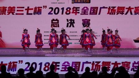 全国广场舞大赛总决赛获奖节目:策马奔腾
