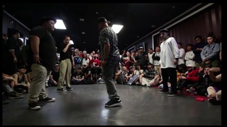 【vhiphop.com】Cali Seoul vs Precise & Breeze Lee - Freestyle Session 2018 16强