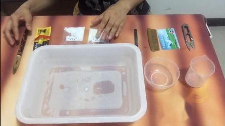 胎毛笔制作方法