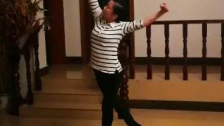 形体舞《梁祝》初学习练