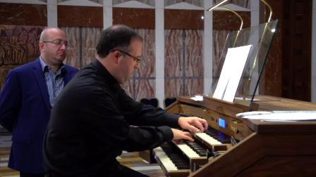 佩德罗·艾伯特·桑切(Pedro Alberto Sánchez)管风琴演奏会