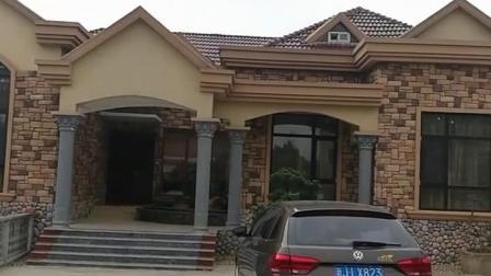 这房子长得好看,农村一层最受欢迎的房子