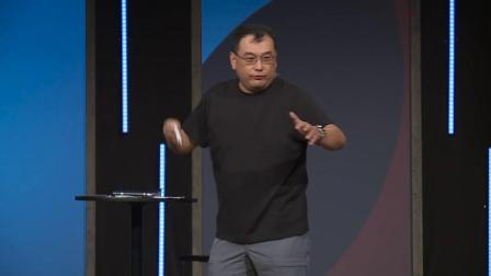 Blind Spots - What it Means to Seek God - Charles Yu 11.11.2018