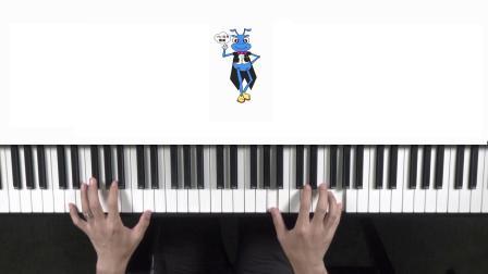 钢琴教学:风吹麦浪