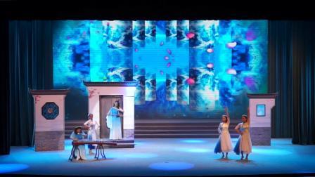 民乐串烧《奇迹之花》笛子+二胡+古筝+舞蹈,《青花瓷》+《拔根芦柴花》+《奇迹》各2分钟