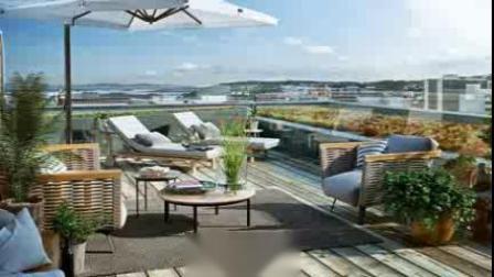 2499846_豪华屋顶露台设计美丽的创意