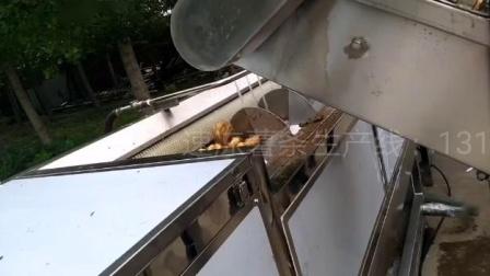 速冻薯条生产线、冷冻薯条生产线设备