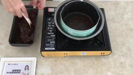 烤箱做蛋糕视频 蛋糕做法大全 简单烘焙蛋糕做法