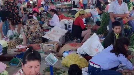 风情-繁荣昌盛阿克苏温宿县巴扎