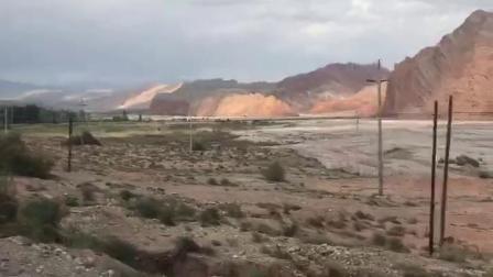 新疆风情-一路向西