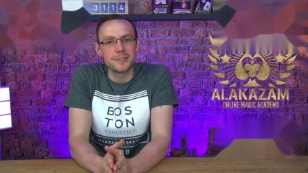 Alakazam Academy - Magic of the Masters Vol 2 by John Carey