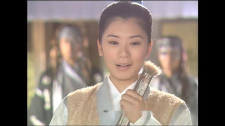 赵敏周芷若首次交手,两大女神气场强大,没学九阴真经的芷若完全不是对手