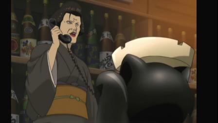 银魂 133 善变的女人,前一秒还管银时叫饭桶,转脸就钦定为继承人了?