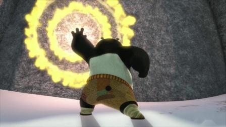 【功夫熊猫:命运之爪】片花 - Cave Entrance