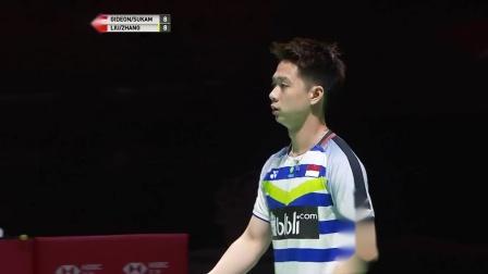 2018中国福州羽毛球公开赛每周最佳反拍回球