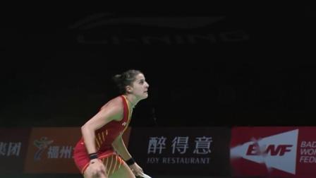 2018中国福州羽毛球公开赛每周最佳救球