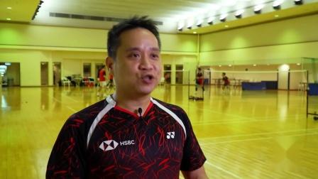 羽球无极限之中国香港羽毛球队