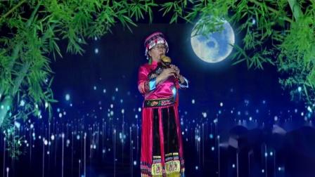 葫芦丝:月光下的凤尾竹 自由城葫芦丝班曹国梅