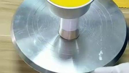 慕斯蛋糕的脱模方法