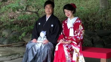 日本新郎新娘