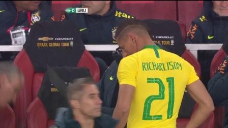巴西vs乌拉圭2