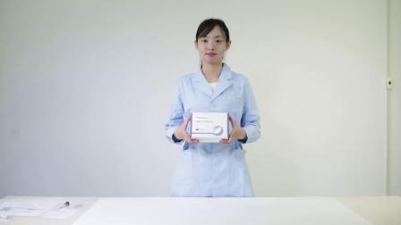 cf管采集静脉血教学视频