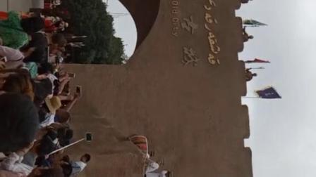 喀什古城开城仪式