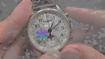 TW 或JF 名匠八针月相款如何调节讲解