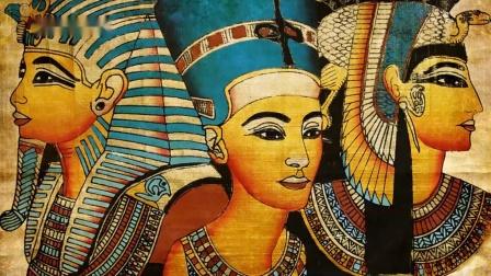 钢琴曲《出埃及记》埃及风光音乐片