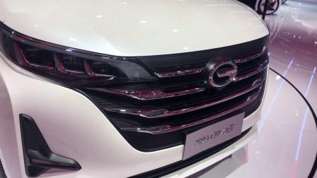 别克GL6请小心,广汽传祺GM6广州车展开启预售