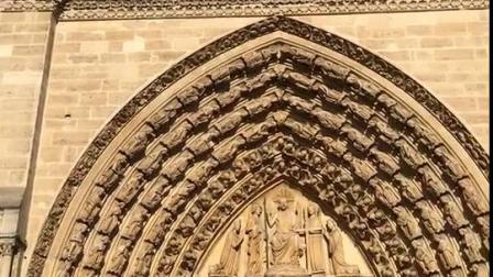 法国·巴黎圣母院是法国文学家雨果著名小说