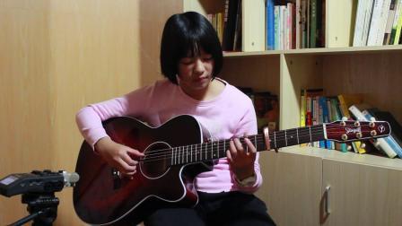 流星 指弹吉他纯音乐赏析 墨音堂 刘舒瑶