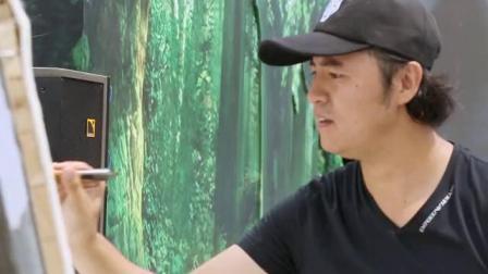 著名青年画家李理