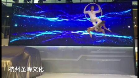 杭州威亚特技 第十六届广州国际车展,欧尚汽车🚗新车发布会(威亚圈)