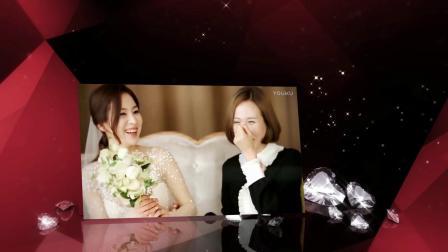 韩式婚庆MV模板