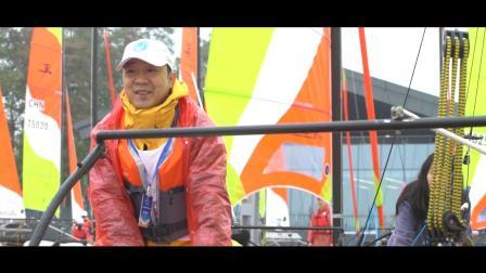 2018中国家庭帆船赛武汉站17日精彩视频