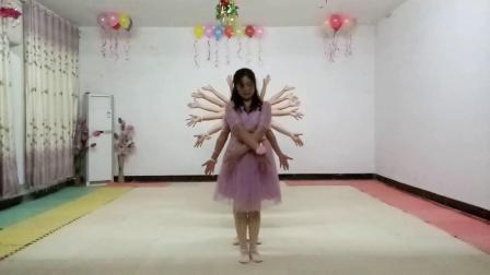 基督教舞蹈(圣灵帮助我)夹沟镇辛丰舞蹈团原创