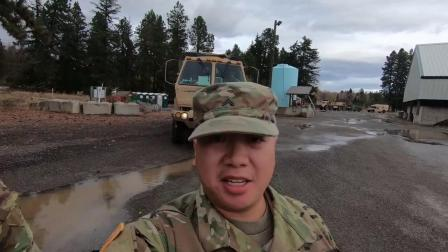 【Vlog-007】美國陸軍 肥宅阿兵哥當車長去Yakima一天,記錄一路上的風景!