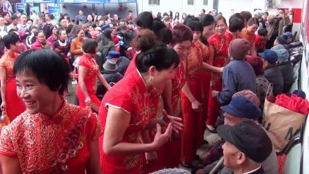 宾阳县和吉镇良散村金花回门活动