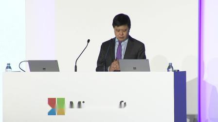 """2018年""""二十一世纪的计算""""学术研讨会暨微软教育峰会——洪小文"""